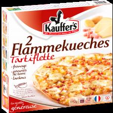 Boîte de 2 Flammekueches Tartiflette Kaufer's